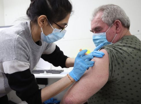 Pressure On Healthcare Workers Eases As Vaccination Program Continues
